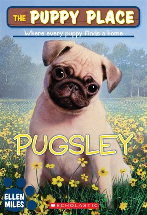 the puppy place books pugsley by scholastic