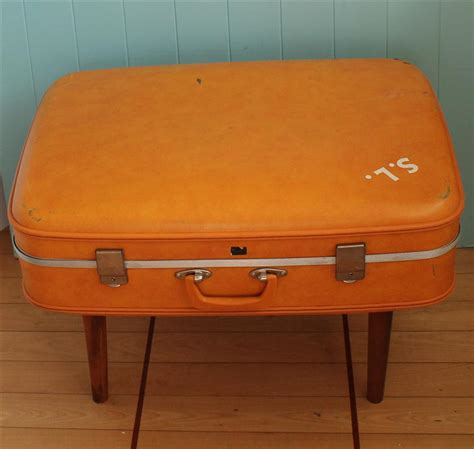 Suitcase Table by Suitcase Coffee Or Side Table Felt