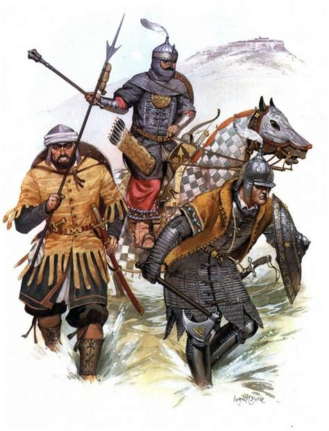 ottoman fall ottoman turkish warriors during the fall of constantinople