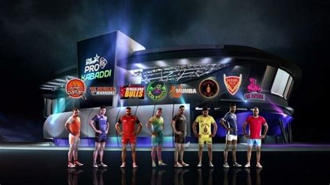 pro kabhdhi pleyr hair styles pro kabaddi league 2017 complete squads and official
