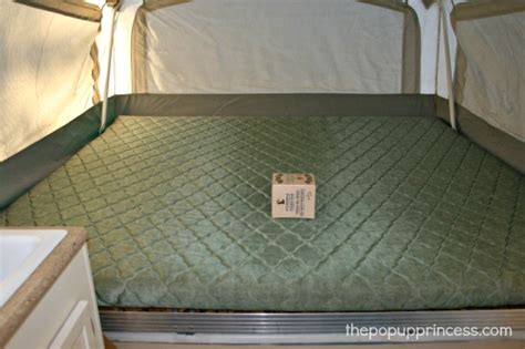 Pop Up Cer Mattress Replacement how we sleep comfortably in our pop up cer the pop