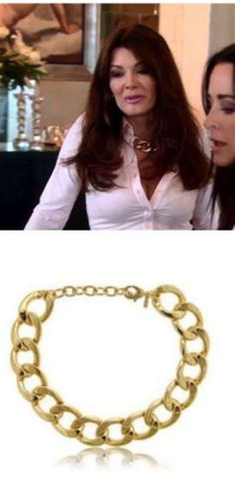 what earrings do the real houses wifes of beverly hills wear kyle richards gold long chain collar necklace in dubai