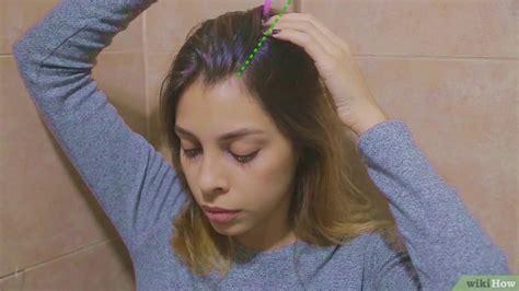 cara sanggul pramugari step by step 3 cara untuk membuat sanggul pada rambut dengan panjang sedang