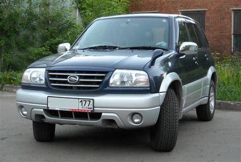 Suzuki Escudo 2001 by 2001 Suzuki Escudo For Sale 2000cc Gasoline Automatic