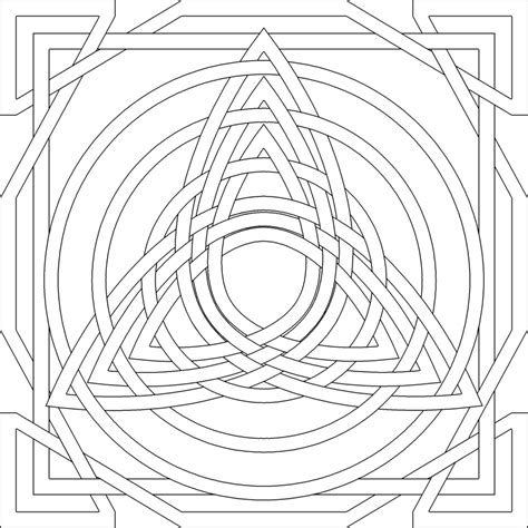 coloring pages of celtic designs celtic design coloring pages coloring home