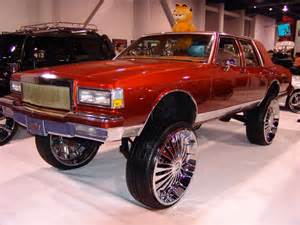 taking the 80s style box chevy to the on 26 s
