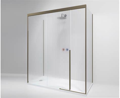 docce cabine sliding boffi docce e cabine box doccia livingcorriere