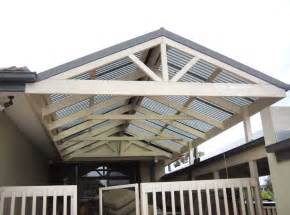 Gabled Pergola by Gabled Roof Designs Plans And Pictures For Your Pergola