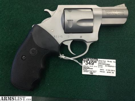 charter arms 357 mag pug for sale page views 49