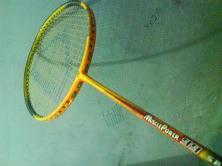 Raket Yonex Power 7 raket bulutangkis raket power 99