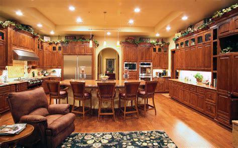 Gourmet Home Kitchen Design Gourmet Kitchen Mediterranean Kitchen By