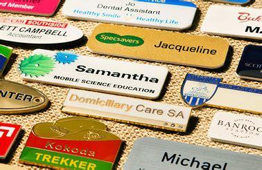 laser printable name tags name id badges south australian made badges laser