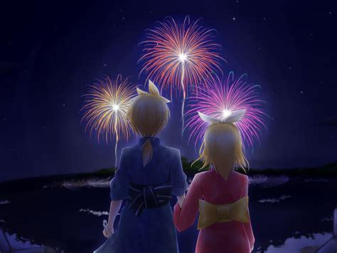 anime fireworks indonesia vocaloid 1206847 zerochan