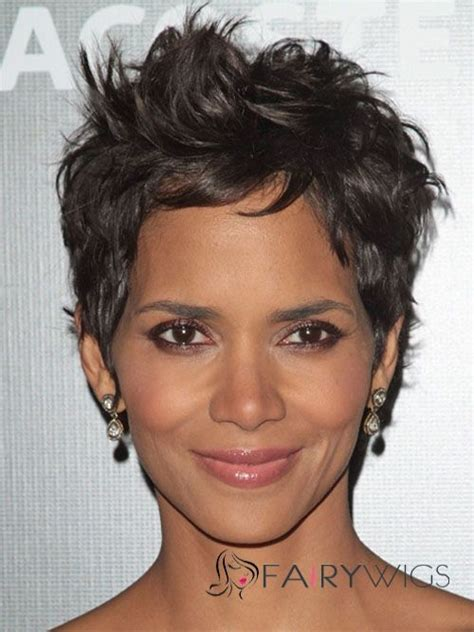 halle berry hairstyles weaves or wigs halle berry short hair wigs price quality wigs short