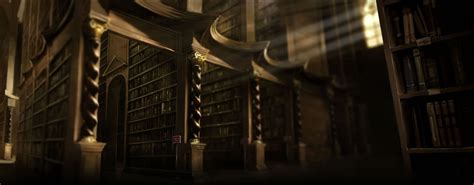 hogwarts library restricted section library pottermore wiki fandom powered by wikia
