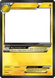 Password Lightning Card Xy Blanks Mega Lightning By Aschefield101 On Deviantart