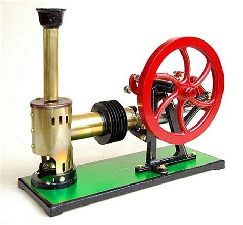 Desk Engine by Desk Top Stirling Engine Stirling Cycle Engines