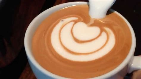 latte art pattern names how to make latte art the basics in slow motion by