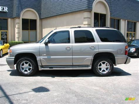 2003 pewter metallic gmc yukon denali awd 12730505 photo 4 gtcarlot car color galleries
