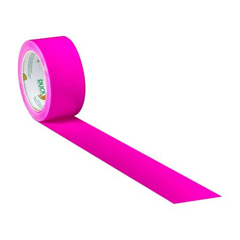 color duct color duct fluorescent lilac 1 88 in x 15 yd