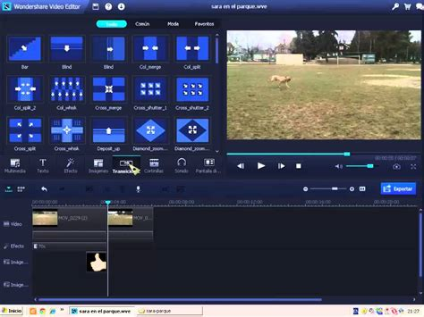 tutorial como usar filmora c 243 mo usar editar videos con wodershare video editor