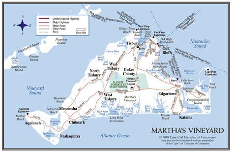 Printable Road Map Of Martha S Vineyard | cape cod maps cape cod chamber of commerce