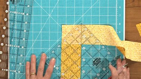 Binding Your Quilt by How To Prepare A Quilt Binding National Quilters Circle