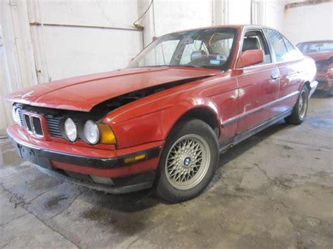 1989 bmw 535i parts bmw 535 parts car tom s foreign auto parts quality