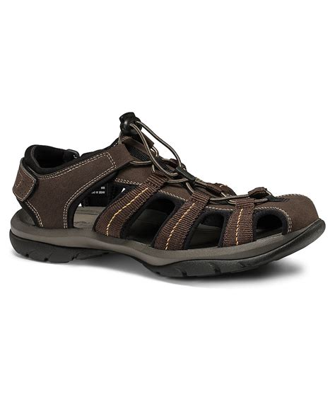 dockers s sandals dockers s provence sandals in brown for lyst