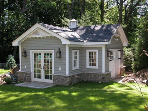 baroque backyard sheds look new york traditional garage