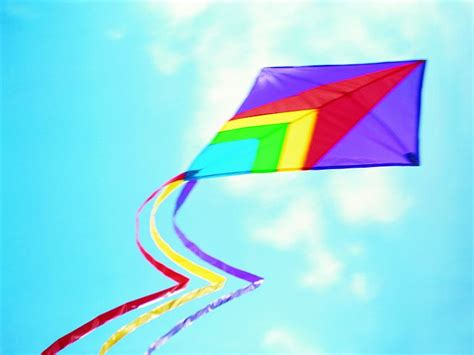 colorful kites wallpaper kites in the sky clipart panda free clipart images