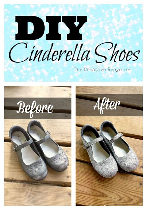 diy cinderella shoes diy glam glitter shoes cinderella shoes cinderella
