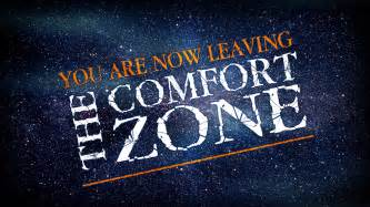 leaving the comfort zone biblical patterns for the