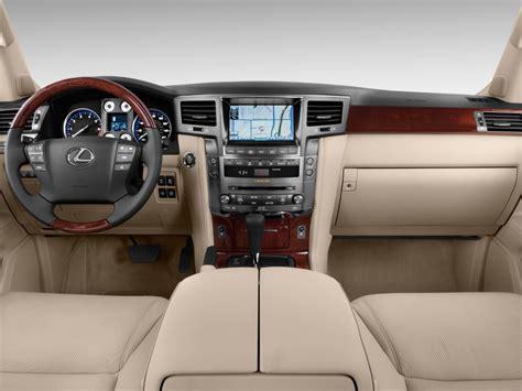 Image Gallery Lexus 570 Interior