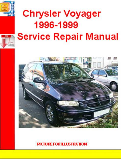 service manual 2001 chrysler voyager workshop manuals free pdf download dodge service repair chrysler voyager 1996 1999 service repair manual download manuals