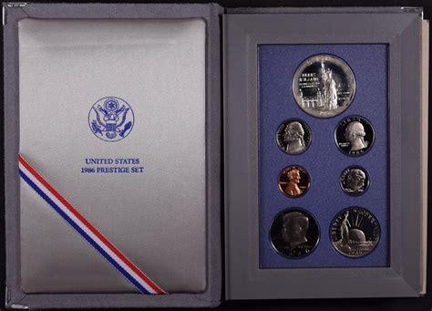 prestige set liberty coin