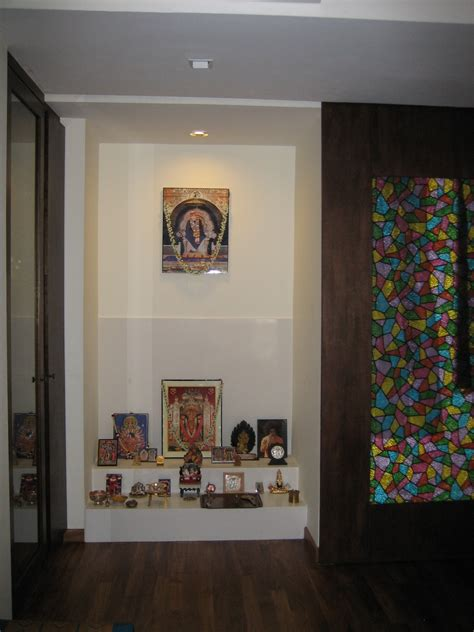 Interior Design Mandir Home by Modern Pooja Room Apartments Cabinet Ideas Decoretion For