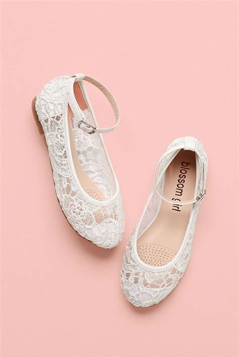 flower shoes davids bridal wedding shoes style inspiration tips trends 2017