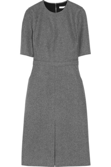 Beckham Sell Outs A Dress Before It Hits The Shop Floor by Beckham Wool Felt Dress Net A