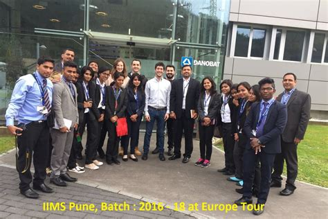 Ait Thailand Mba Placements by Best Business School In Pune Top Mba College In Pune