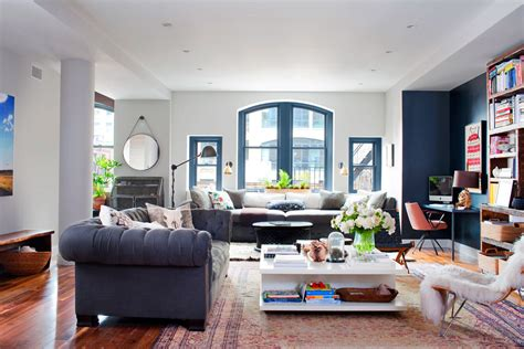 new york style home decor leslie fremar on decorating new york city loft
