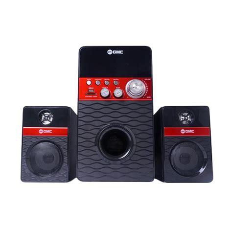Speaker Komputer Gmc jual gmc 888r multimedia speaker harga kualitas terjamin blibli