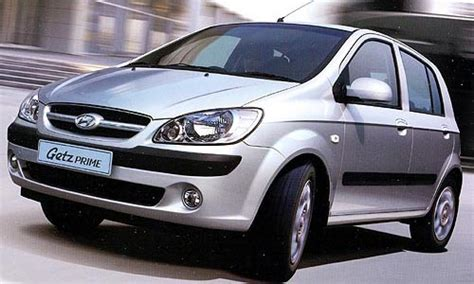 hyundai getz car price hyundai getz prime price review pics specs mileage in