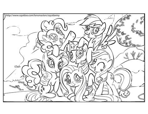 magic coloring book my pony friendship is magic coloring book pdf