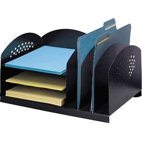 File Desk Organizer File Folder Desk Organizer In File And Mail Organizers