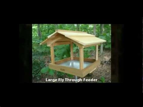 Build A Backyard Fort Wild Bird Feeders Bird Feeders Workshop Creations
