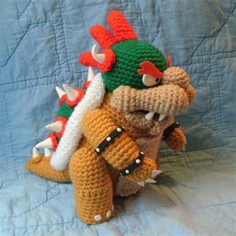 amigurumi patterns mario super mario bros inspired crochet amigurumi dolls