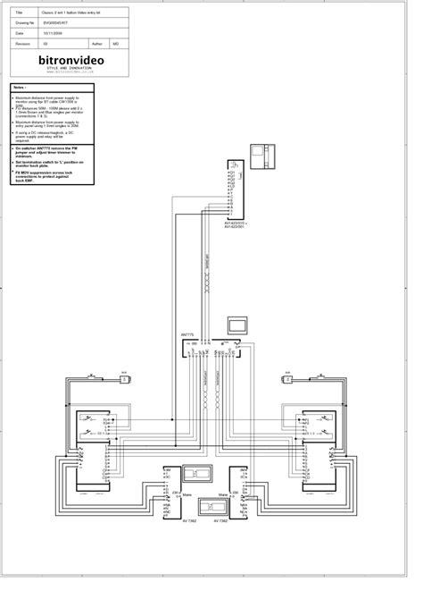 bitron wiring diagrams arrow vector