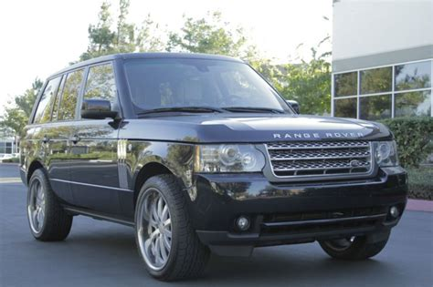 closest range rover dealership find used 2010 land rover range rover hse 4x4 luxury in
