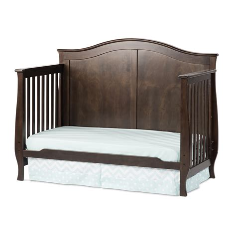 Legacy Convertible Crib Legacy Crib Legacy Classic American Spirit Convertible Crib In Brown Cherry Grow With Me